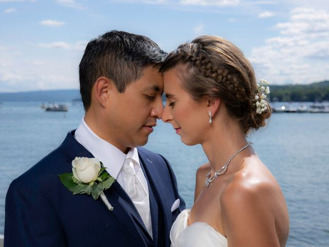 Serge and Laurissa's Wedding in Canandaigua, New York 68