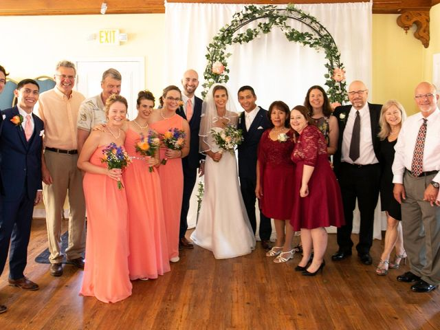 Serge and Laurissa's Wedding in Canandaigua, New York 71
