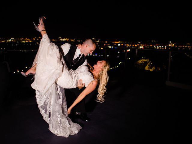 The wedding of Heather and Jake