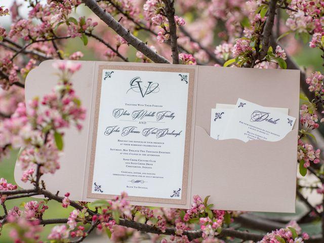 John and Olivia's Wedding in Chesterton, Illinois 2