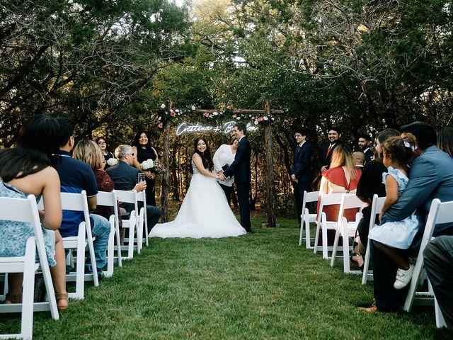 Cristina and Brandon's Wedding in Driftwood, Texas 1