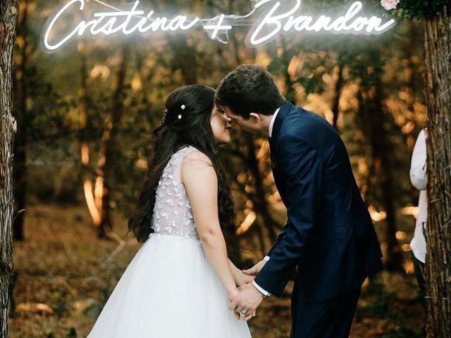 Cristina and Brandon's Wedding in Driftwood, Texas 9