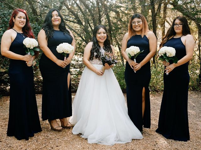 Cristina and Brandon's Wedding in Driftwood, Texas 11