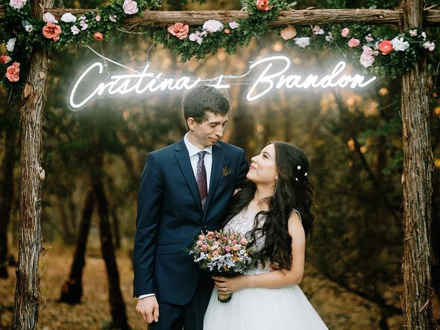 The wedding of Brandon and Cristina