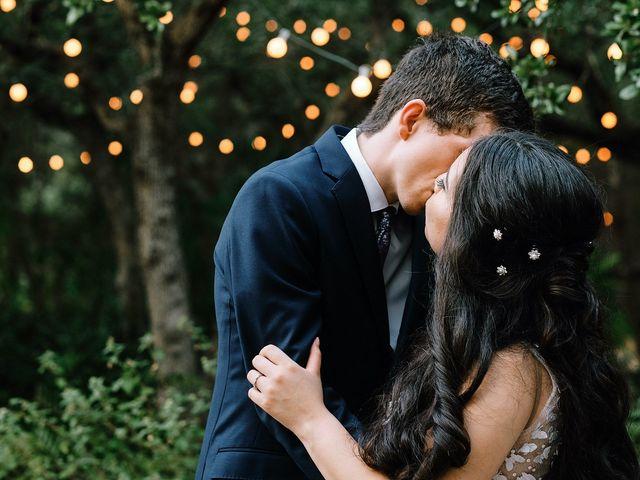 Cristina and Brandon's Wedding in Driftwood, Texas 13