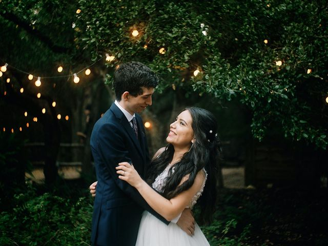 Cristina and Brandon's Wedding in Driftwood, Texas 14