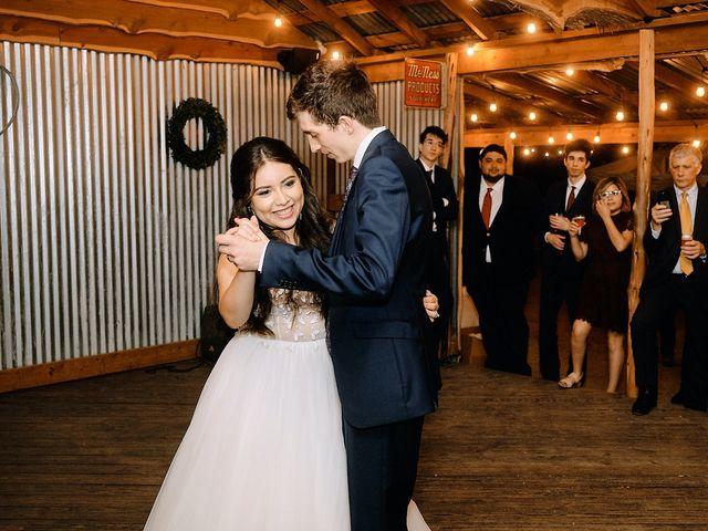 Cristina and Brandon's Wedding in Driftwood, Texas 15