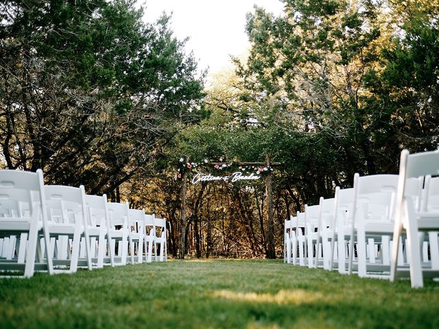 Cristina and Brandon's Wedding in Driftwood, Texas 16