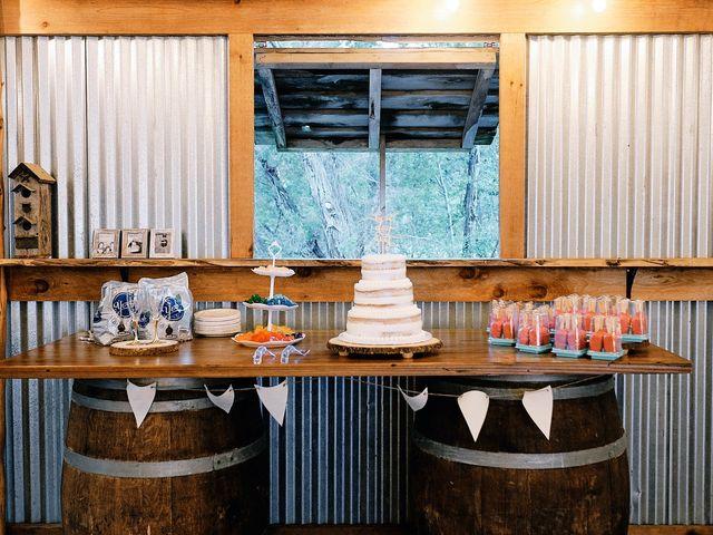 Cristina and Brandon's Wedding in Driftwood, Texas 23