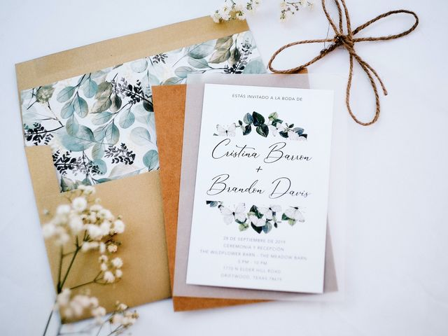 Cristina and Brandon's Wedding in Driftwood, Texas 31