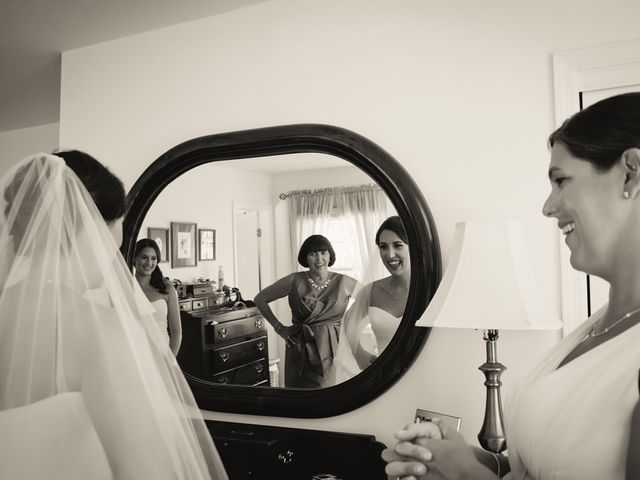 Garin and Kris-Ann's Wedding in Red Bank, New Jersey 7