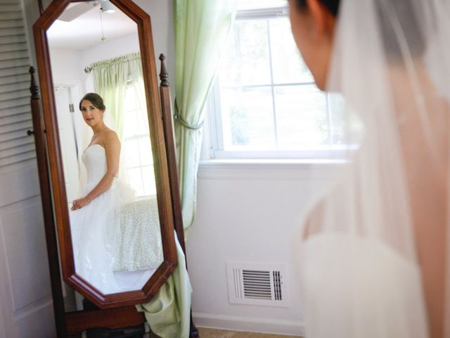 Garin and Kris-Ann's Wedding in Red Bank, New Jersey 8
