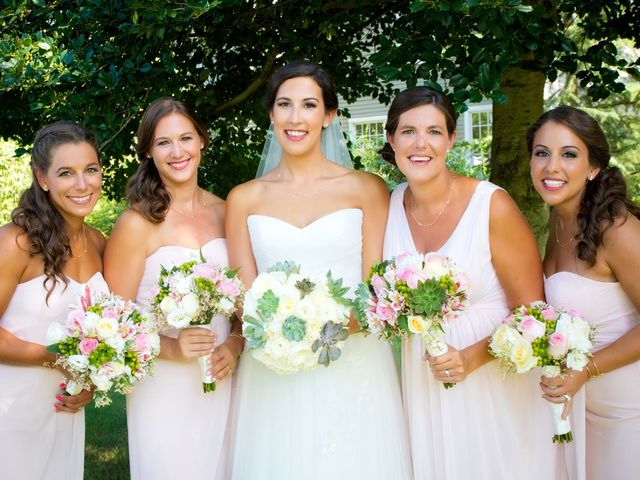 Garin and Kris-Ann's Wedding in Red Bank, New Jersey 10