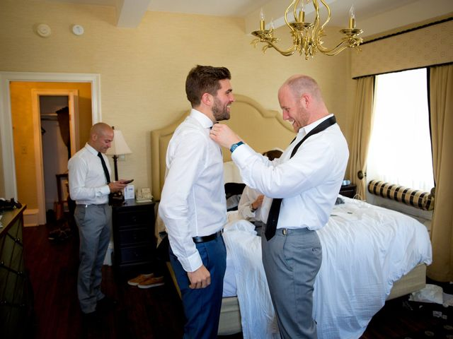 Garin and Kris-Ann's Wedding in Red Bank, New Jersey 18