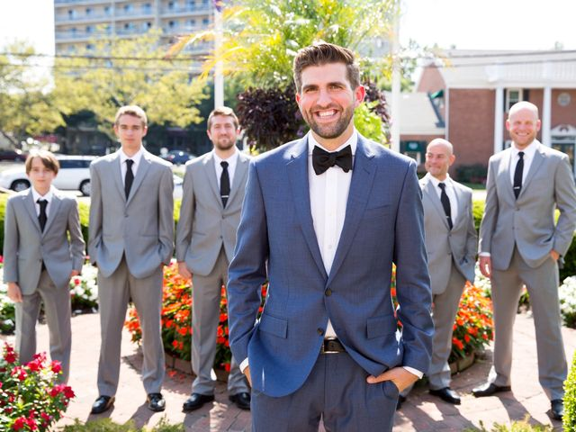 Garin and Kris-Ann's Wedding in Red Bank, New Jersey 20