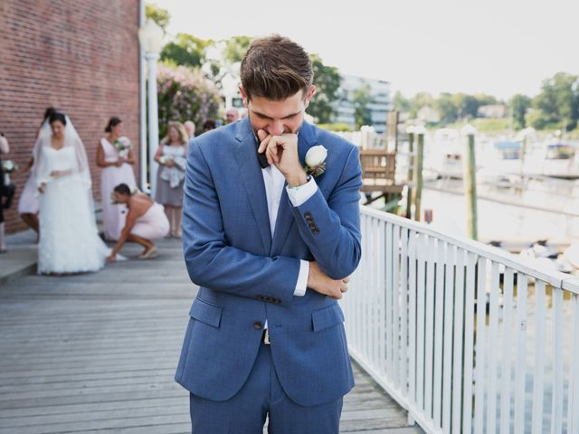 Garin and Kris-Ann's Wedding in Red Bank, New Jersey 25