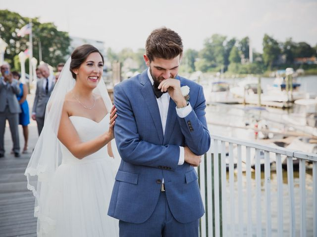 Garin and Kris-Ann's Wedding in Red Bank, New Jersey 26