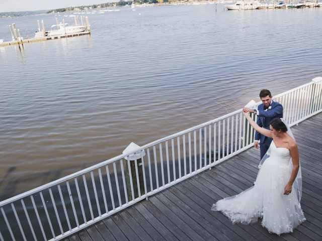 Garin and Kris-Ann's Wedding in Red Bank, New Jersey 28
