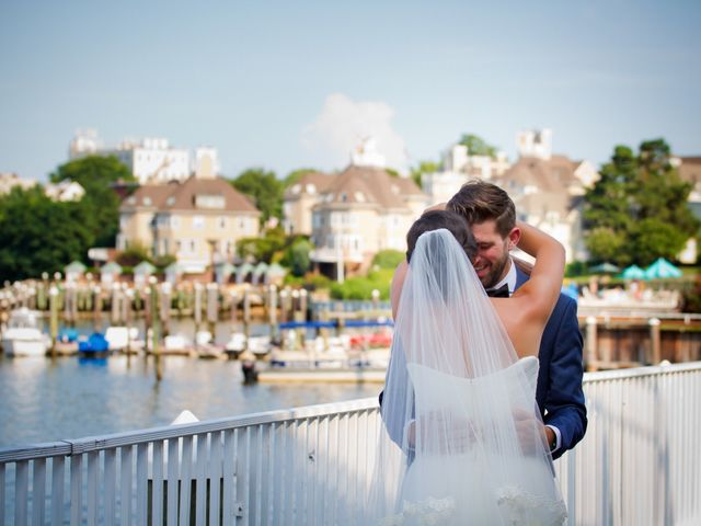 Garin and Kris-Ann's Wedding in Red Bank, New Jersey 30