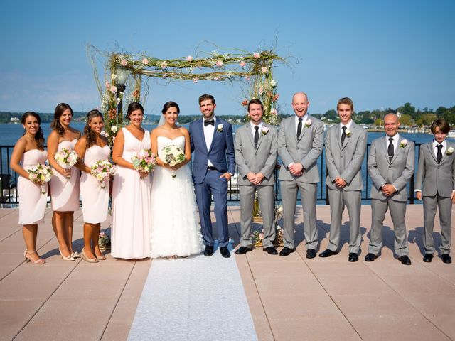 Garin and Kris-Ann's Wedding in Red Bank, New Jersey 31