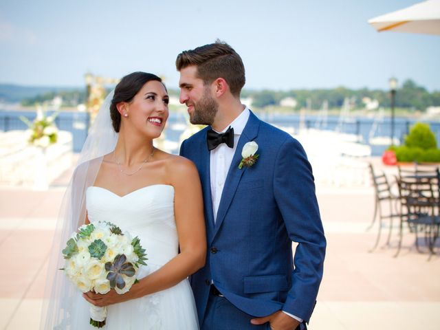 Garin and Kris-Ann's Wedding in Red Bank, New Jersey 33