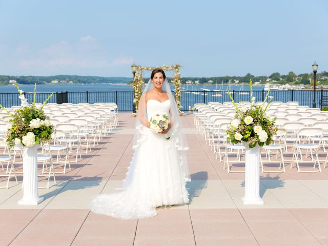 Garin and Kris-Ann's Wedding in Red Bank, New Jersey 34