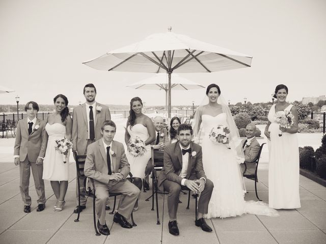 Garin and Kris-Ann's Wedding in Red Bank, New Jersey 35