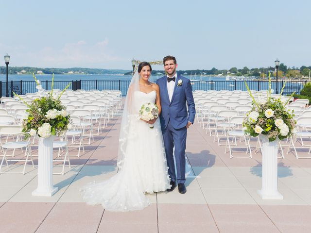 Garin and Kris-Ann's Wedding in Red Bank, New Jersey 36