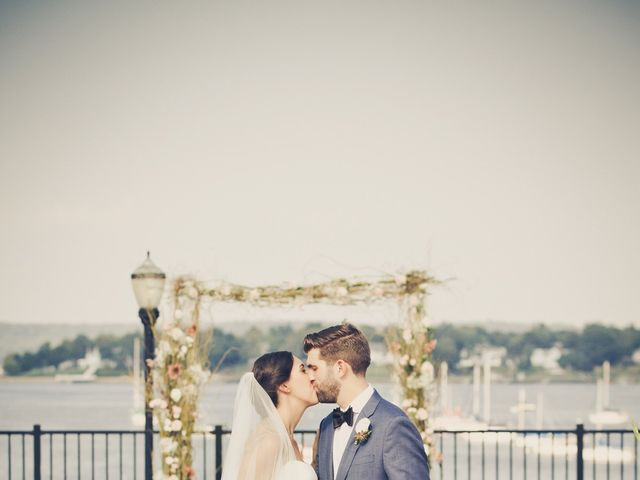 Garin and Kris-Ann's Wedding in Red Bank, New Jersey 37
