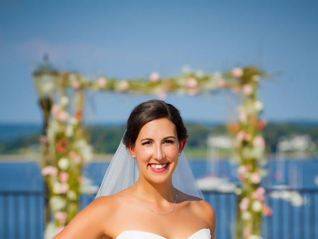 Garin and Kris-Ann's Wedding in Red Bank, New Jersey 38
