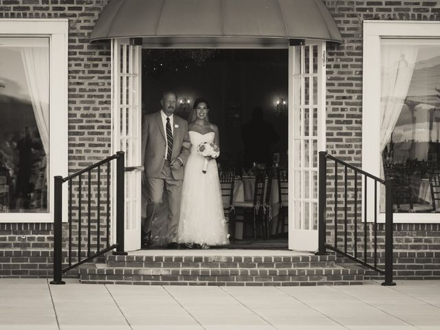 Garin and Kris-Ann's Wedding in Red Bank, New Jersey 45