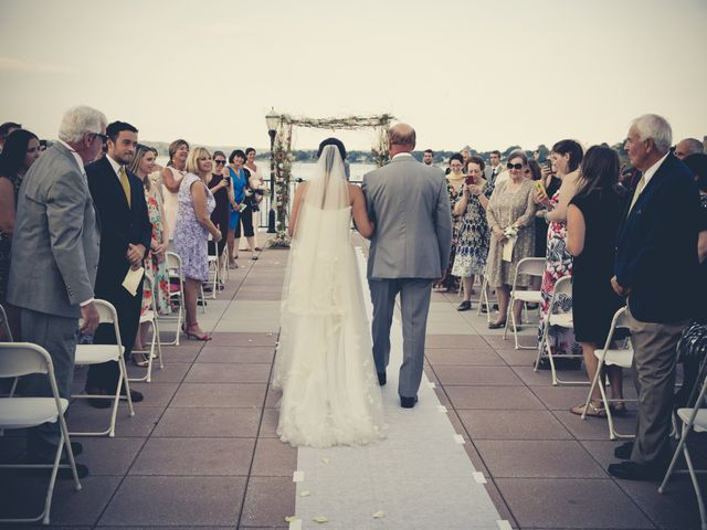 Garin and Kris-Ann's Wedding in Red Bank, New Jersey 46