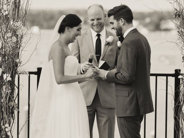 Garin and Kris-Ann's Wedding in Red Bank, New Jersey 50