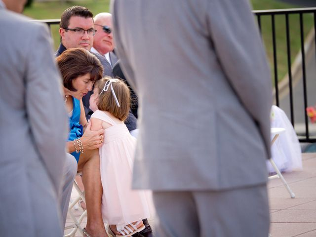 Garin and Kris-Ann's Wedding in Red Bank, New Jersey 51
