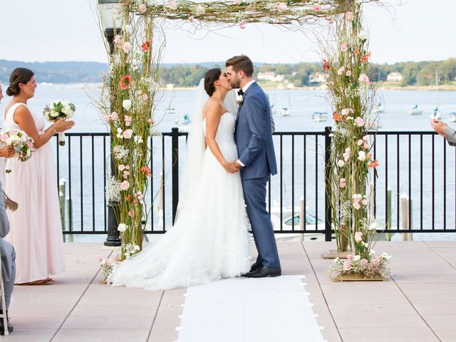 Garin and Kris-Ann's Wedding in Red Bank, New Jersey 52