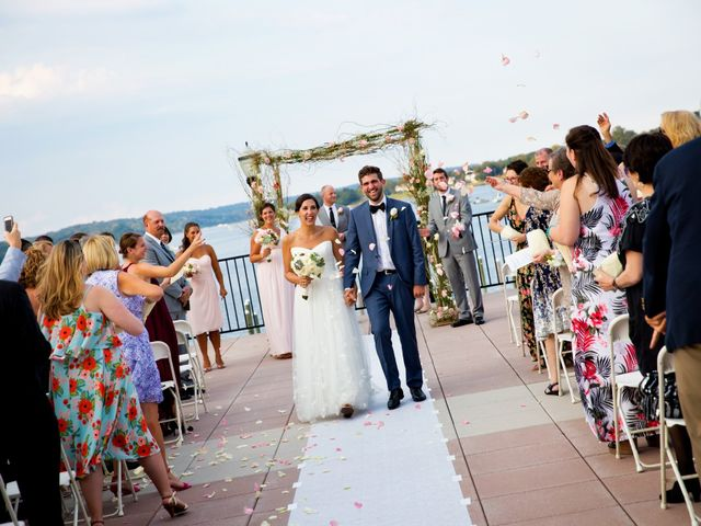 Garin and Kris-Ann's Wedding in Red Bank, New Jersey 54