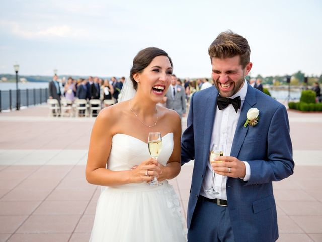 Garin and Kris-Ann's Wedding in Red Bank, New Jersey 1