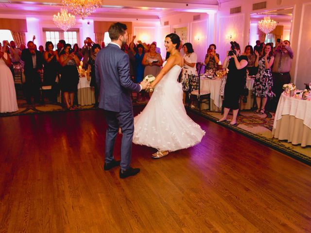 Garin and Kris-Ann's Wedding in Red Bank, New Jersey 56