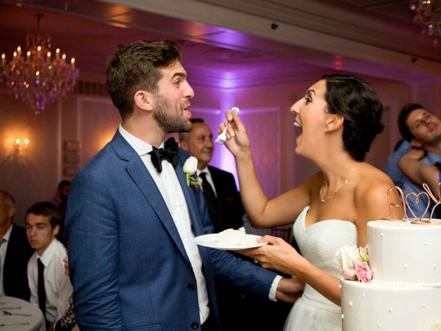 Garin and Kris-Ann's Wedding in Red Bank, New Jersey 63