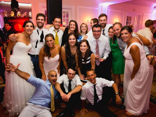 Garin and Kris-Ann's Wedding in Red Bank, New Jersey 65