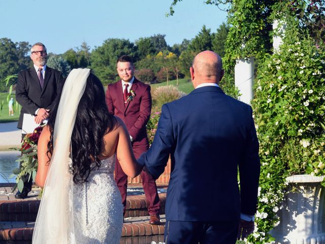 Ray and Tiffany's Wedding in Millsboro, Delaware 49