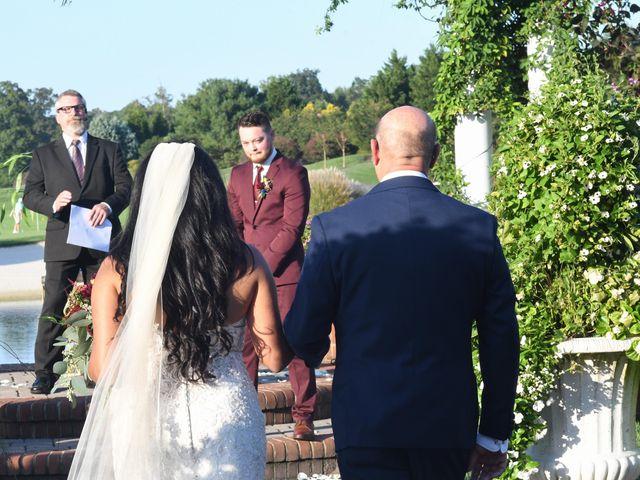 Ray and Tiffany's Wedding in Millsboro, Delaware 41