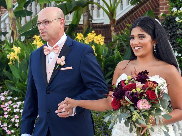 Ray and Tiffany's Wedding in Millsboro, Delaware 43