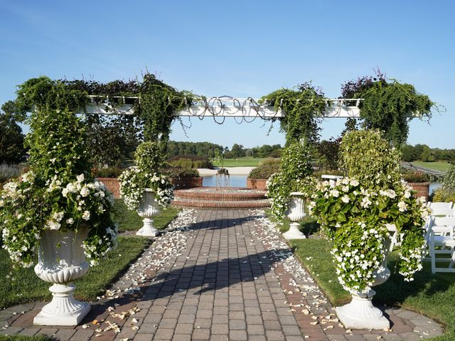 Ray and Tiffany's Wedding in Millsboro, Delaware 38
