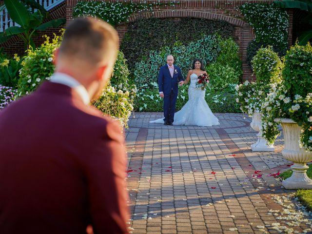 Ray and Tiffany's Wedding in Millsboro, Delaware 46