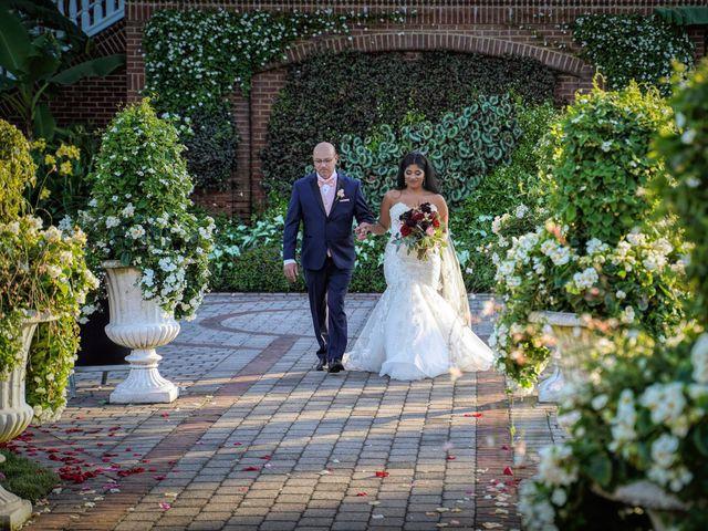Ray and Tiffany's Wedding in Millsboro, Delaware 45