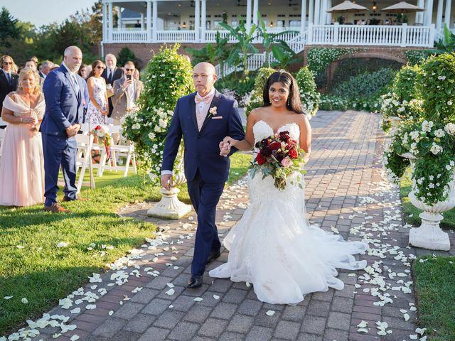 Ray and Tiffany's Wedding in Millsboro, Delaware 48