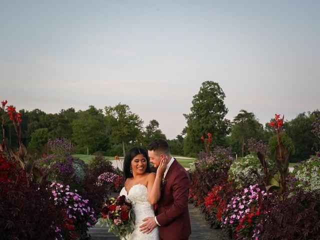 Ray and Tiffany's Wedding in Millsboro, Delaware 62
