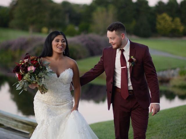 Ray and Tiffany's Wedding in Millsboro, Delaware 56