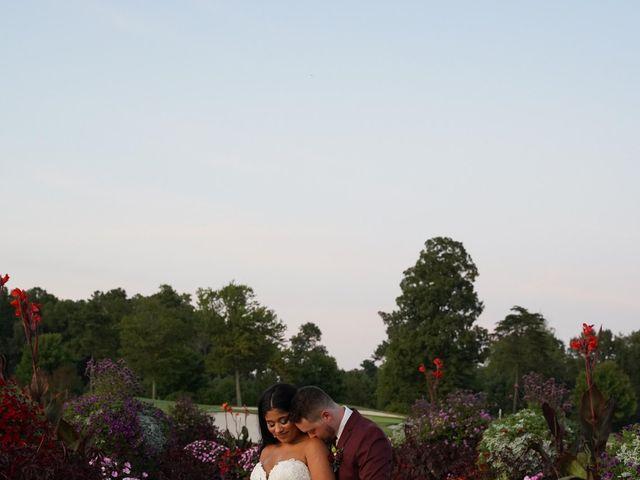 Ray and Tiffany's Wedding in Millsboro, Delaware 63